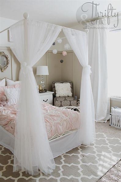 big girl bedroom makeover bedroom ideas cute bedroom ideas rh pinterest com