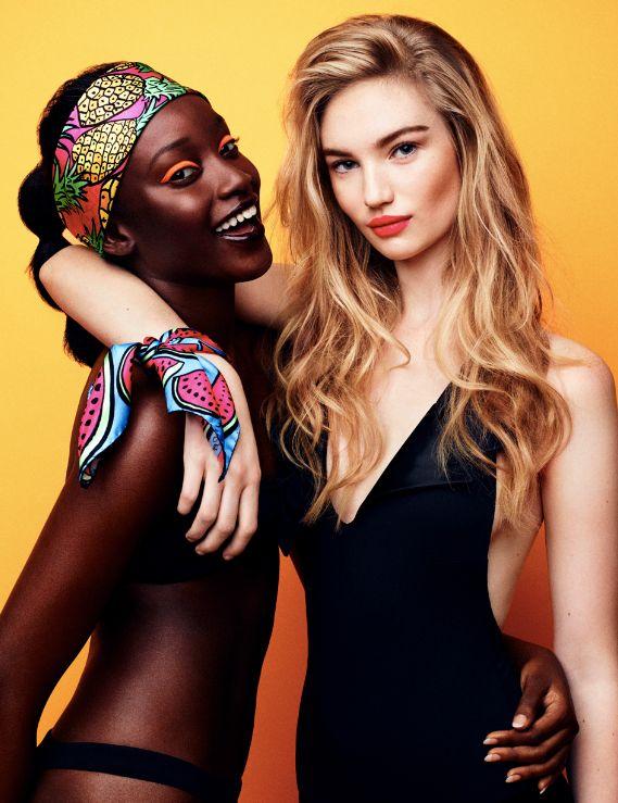 #Sumarie #AnneCoroneo #couture #fashion  'Eiffel' #swimsuit and 'Julie' #bikini  www.sumarie.com