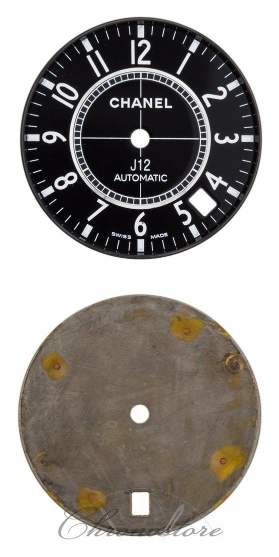 Chanel J12 27 mm Black Arabic Dial for H0685 Automatic Watch Model #watch #chanel #wrist_watches #watches #women #departments #shops #men