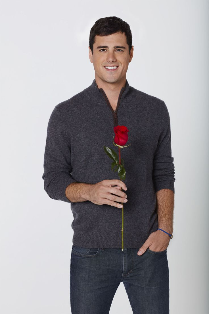 BEN HIGGINS...yep...hooked on another season of The Bachelor!!!