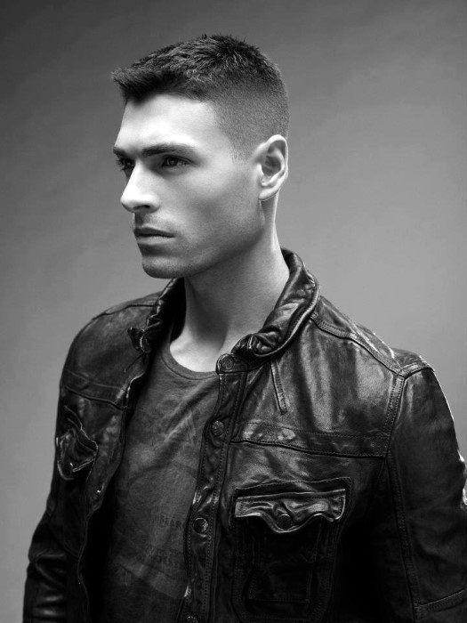 Short Haircuts For Fine Hair Men 53