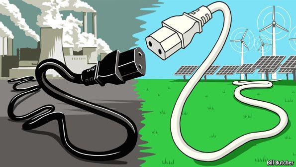 European utilities: How to lose half a trillion euros | The Economist