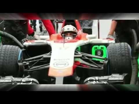 Jules Bianchi Crash Moment   Jules Bianchi's Death
