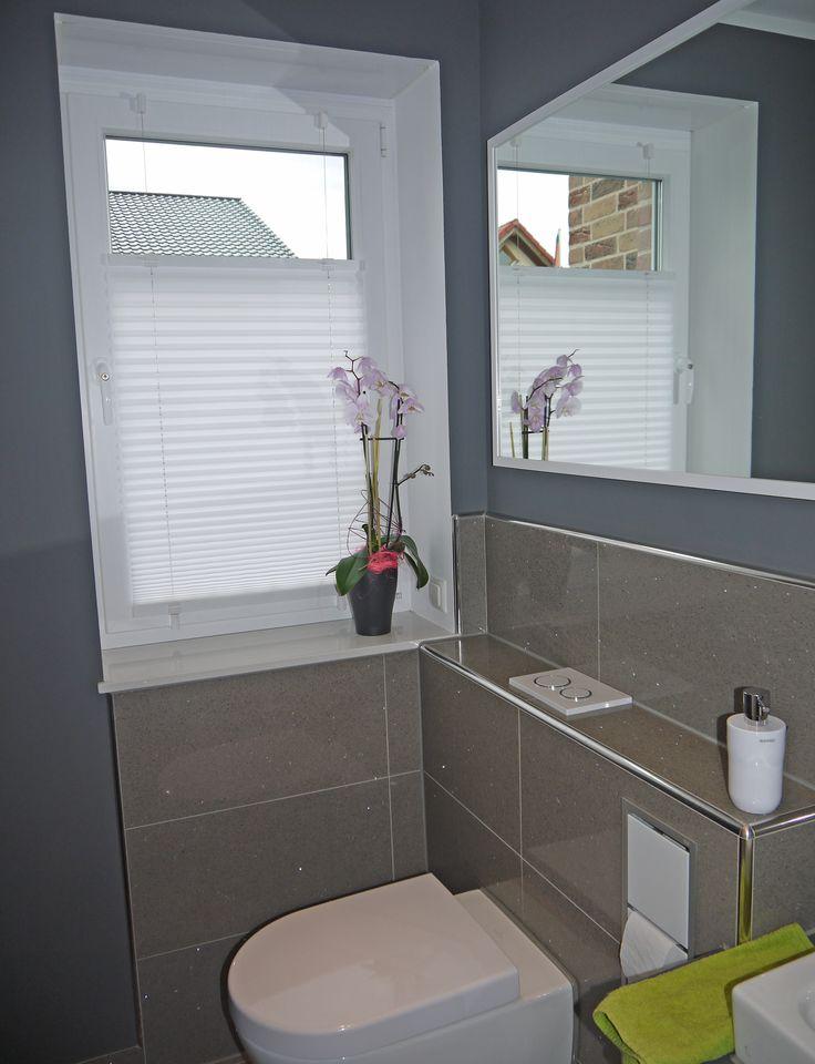 Badezimmer Fenster Plissee | Slagerijstok