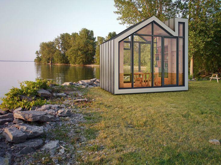 modern prefab guest house. modern prefab modular homes prefabium