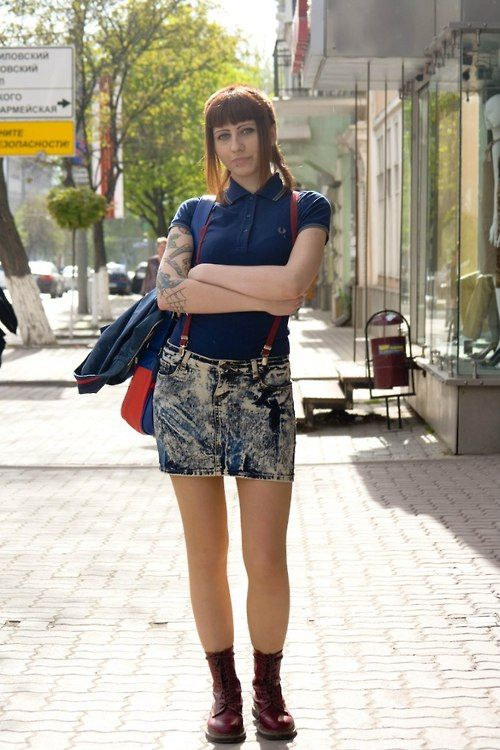 Ska Girl Fashion | www.pixshark.com - Images Galleries ...