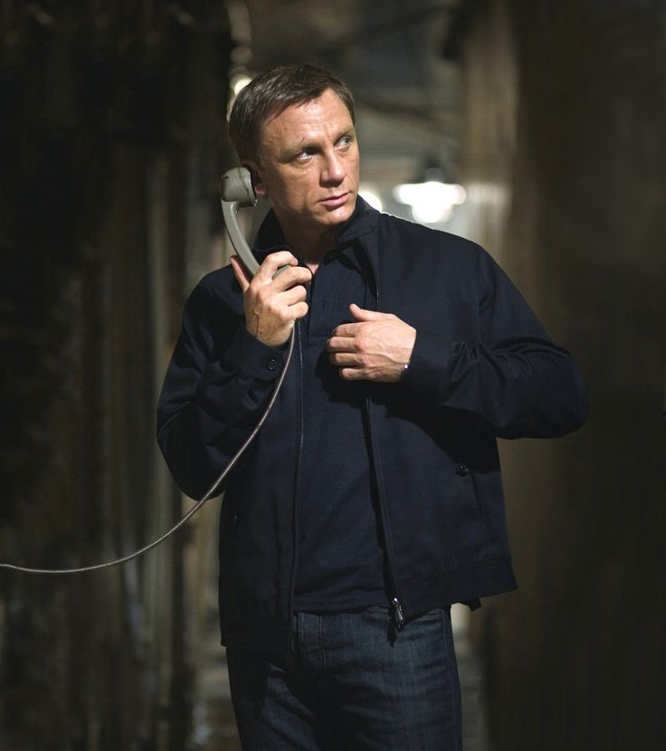 The Ultimate Guide to Living Like James Bond—The Casual Jacket