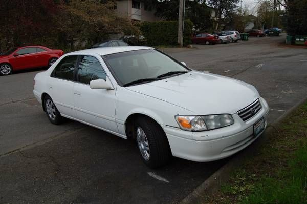 Used 2000 Toyota Camry for Sale ($4,250) at Seattle, WA