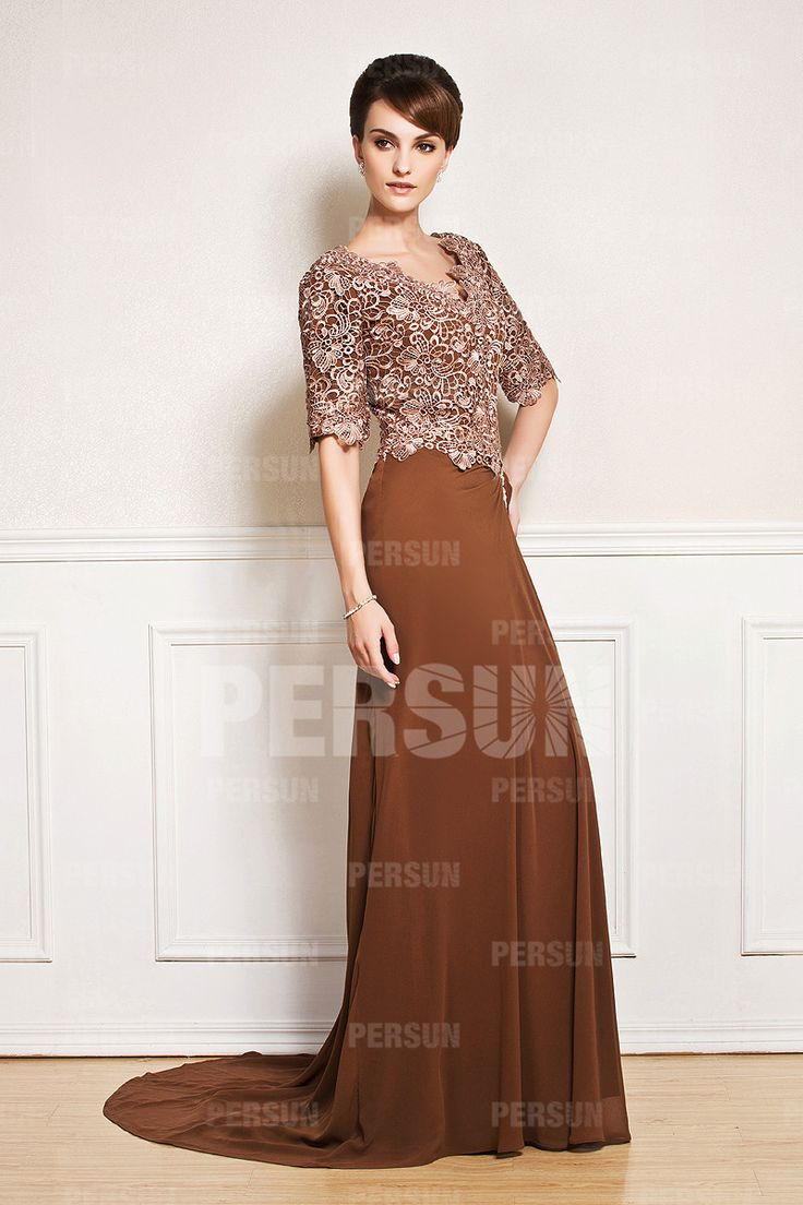 Brown Dress for Wedding Guest - Best Shapewear for Wedding Dress Check more at http://svesty.com/brown-dress-for-wedding-guest/