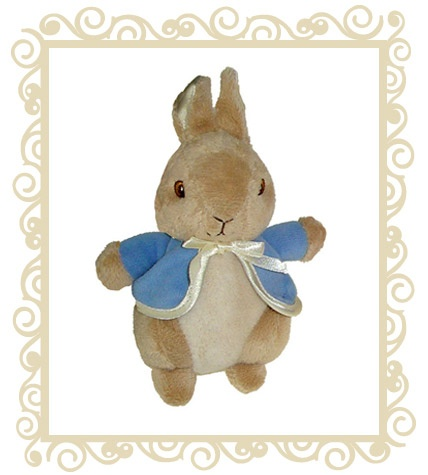 40 best sugar free easter gifts images on pinterest bunnies 1995 peter rabbit silky bean bag rattle 15cm peter rabbit first appeared in negle Gallery