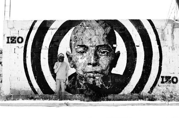 30 artistas de rua  (Foto: Reprodução)  Izolag