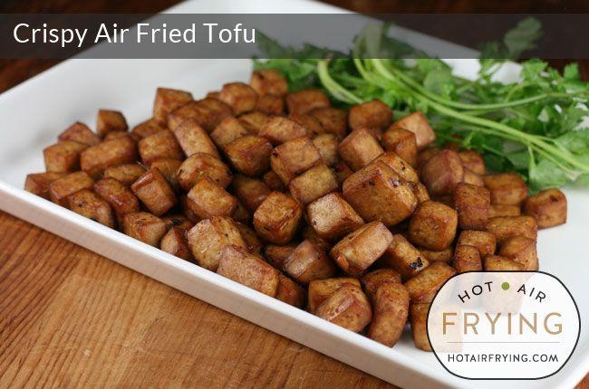 tofu savoury savoury crispy crispy succulent succulent chunks actifry ...