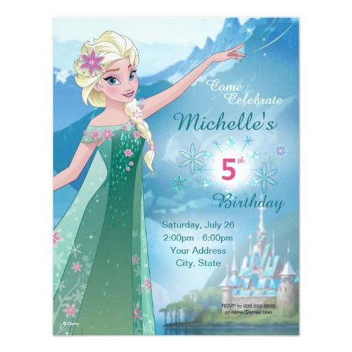 478 best Disney Birthday Invitations images on Pinterest