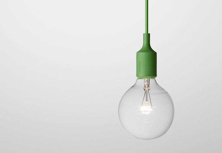 E27 pendant light designed by Mattias Stahlbom at twentytwentyone