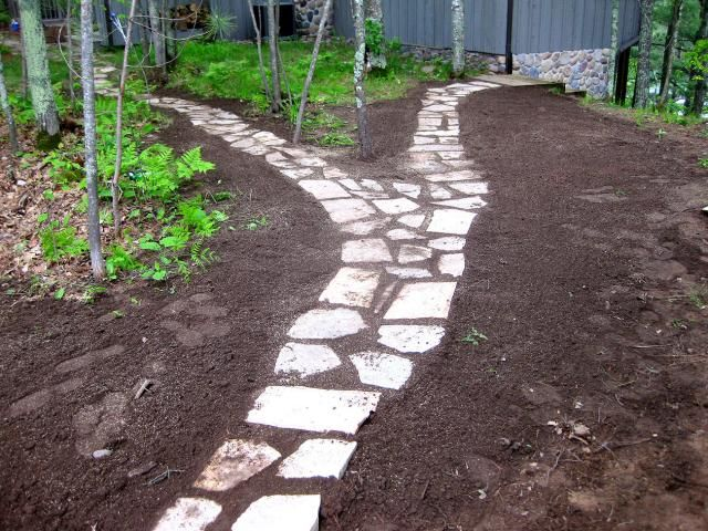 28 best images about Flagstone Path Ideas on Pinterest