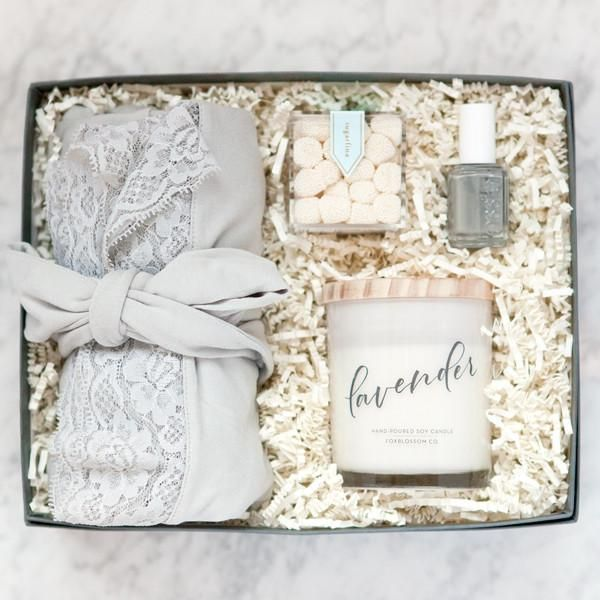 bridesmaid gift box no 5