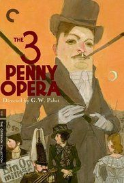 The 3 Penny Opera Poster