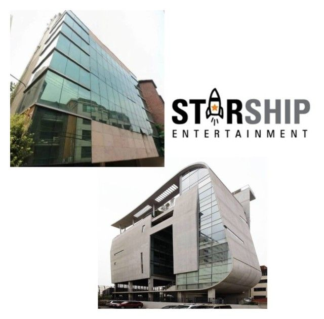 """""""New Entertainment - Starship Entertainment"""" by starship-entertainment ❤ liked on Polyvore featuring art and kpop"""