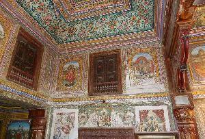 Hanuman Prasad Goenka Haveli, Mandawa