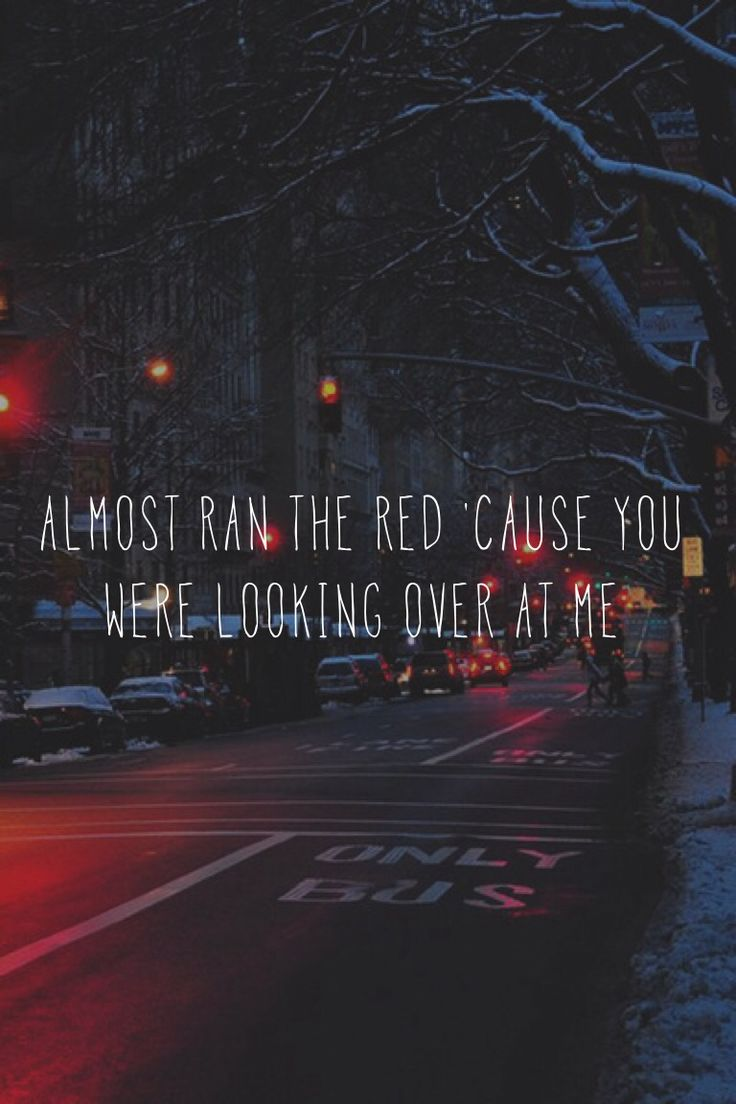 Red dress on lyrics cant stop