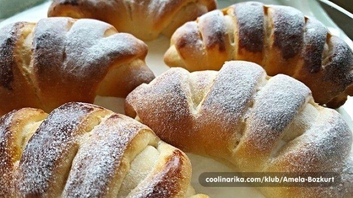 Rovnako chutné budú aj makové, orechové, tvarohové alebo jablkové ;) Mňam!