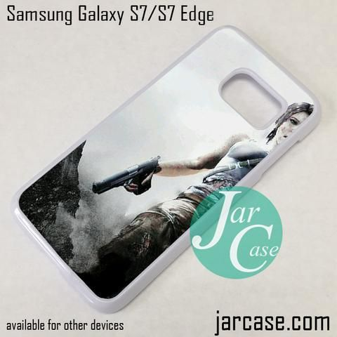 Rise Of The Tomb Rider 2 Phone Case for Samsung Galaxy S7 & S7 Edge