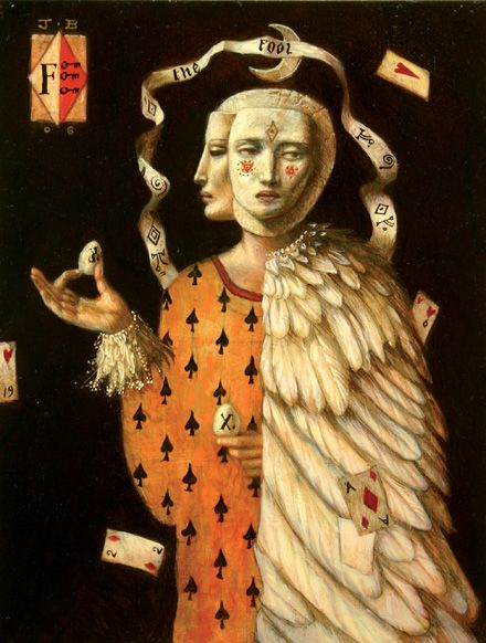"Jake Baddeley ""The Fool"""