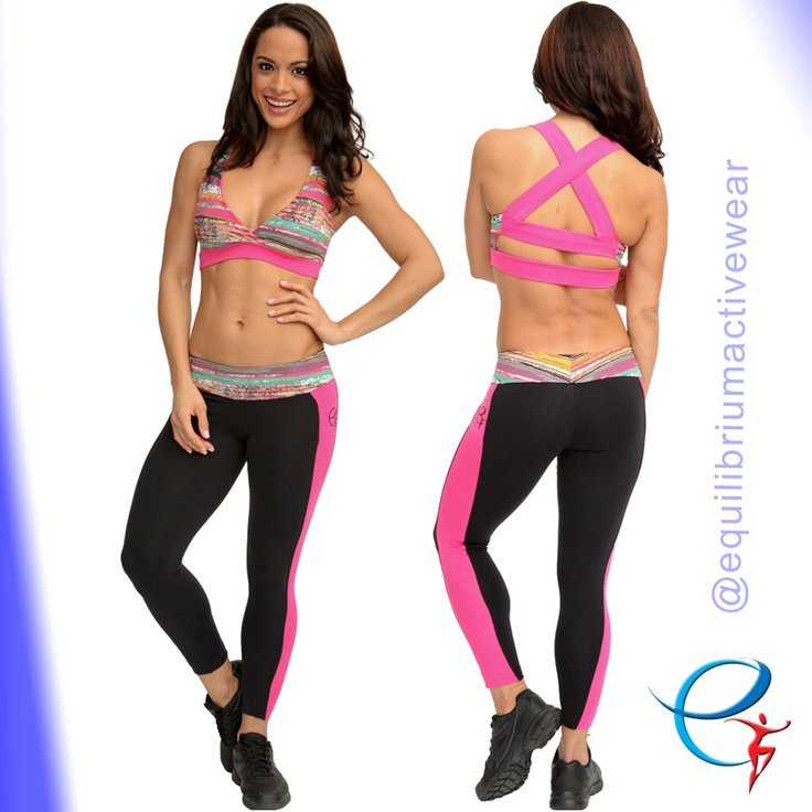 #summer #activewear #equilibrium #fitness #apparel