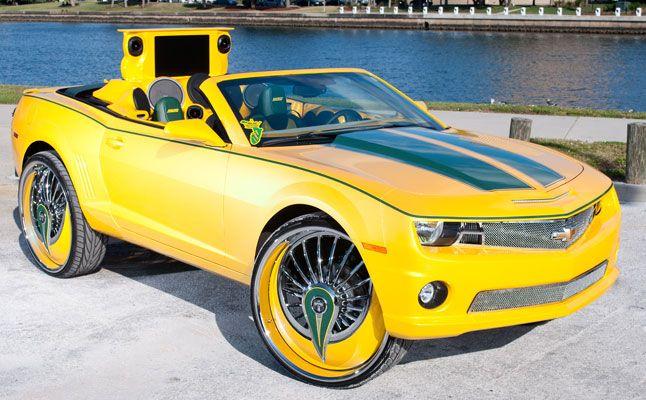 0 60 Chevy Camaro Ss