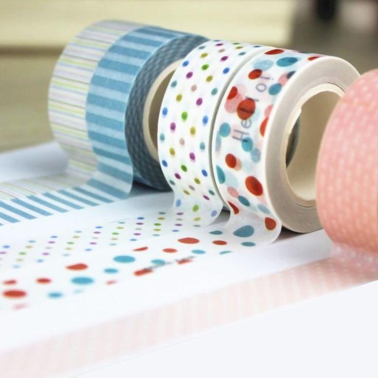 Encontrar Más Cienta Adhesiva para Oficina Información acerca de Nuevo 5 unids DIY papel Sticky etiqueta adhesiva de la cinta decorativa del Washi, alta calidad cinta de ajuste, China cinta hermano Proveedores, barato pegamento adhesivo de TingLuo en Aliexpress.com
