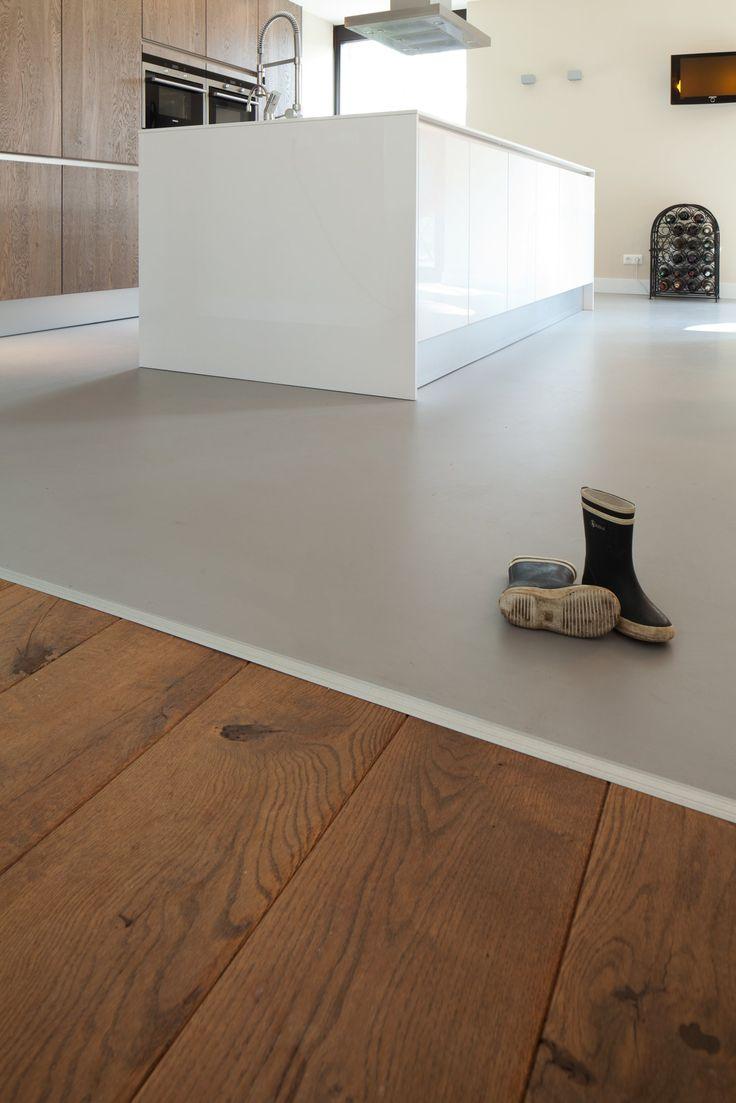 Meer dan 1000 ideeën over houten vloer keuken op pinterest ...