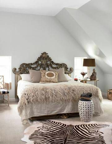Such A Glamorous Bedroom Perfect For My Next Place Find This Pin And More On Animal Prints