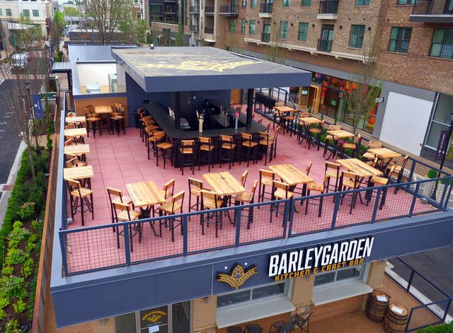 The 26 Best Beer Gardens In America Best Rooftop Bars Beer