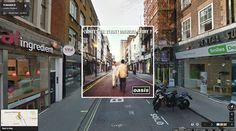 Oasis, (What's The Story) Morning Glory? | 12 Iconic London Album Covers You Can Visit On Street View