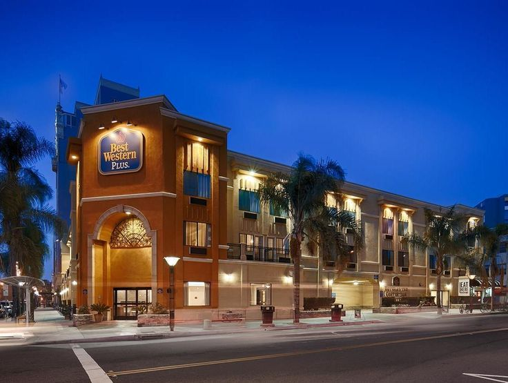 Los Angeles (CA) Best Western PLUS Hotel at the Convention