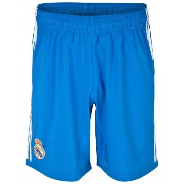 Comprar Pantalon Corto Azul del Real Madrid 2013/2014 por solo 18€ envio  gratis