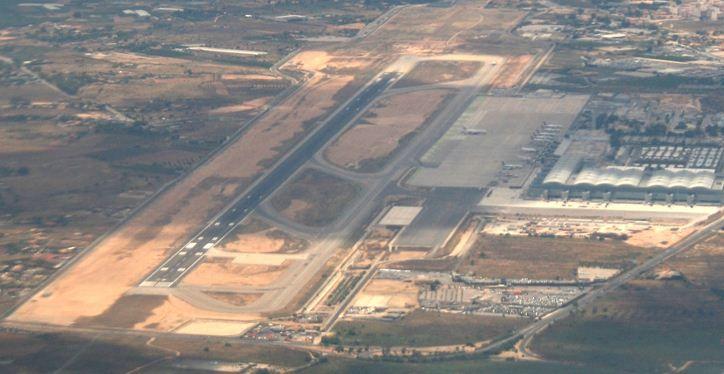 Аэропорт аликанте стоянка фильм