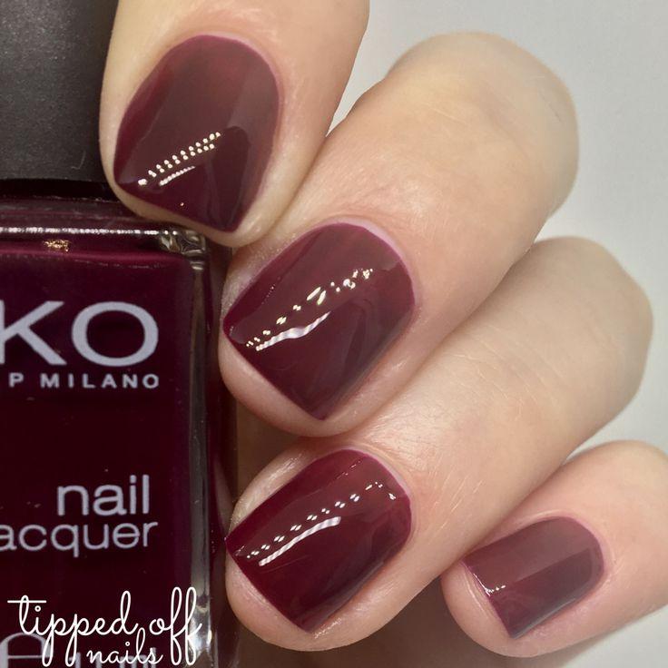 Mejores 522 imágenes de SMALTI KIKO en Pinterest | Swatch, Amarillo ...