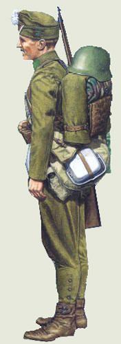 WWII uniform Униформа стран-участниц Второй мировой войны