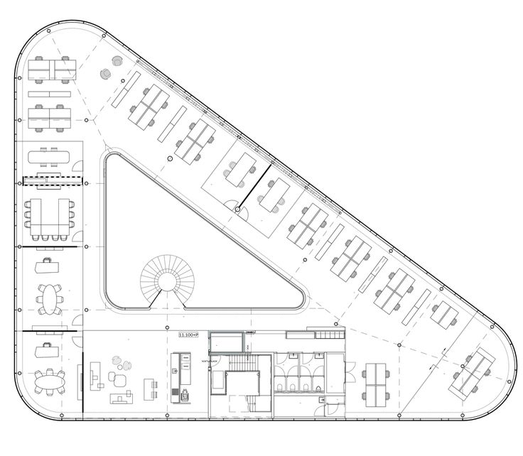 Best 25 office floor plan ideas on pinterest office for Office floor plan online