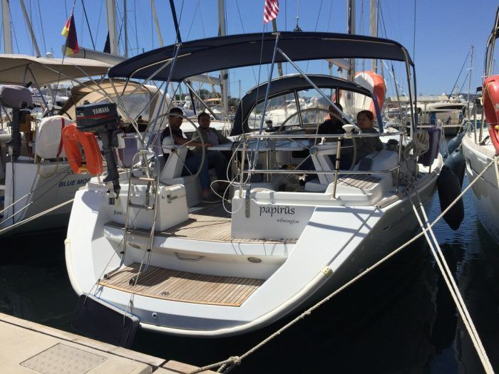 JEANNEAU SUN ODYSSEY SO 45 - Gulet Sailing Turkey - Papirus