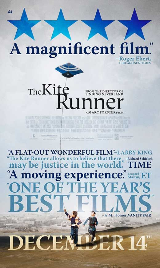 literary techniques in the kite runner The kite runner is khaled hosseini's first novel he was a practicing physician  until shortly after the book's release and has now devoted.