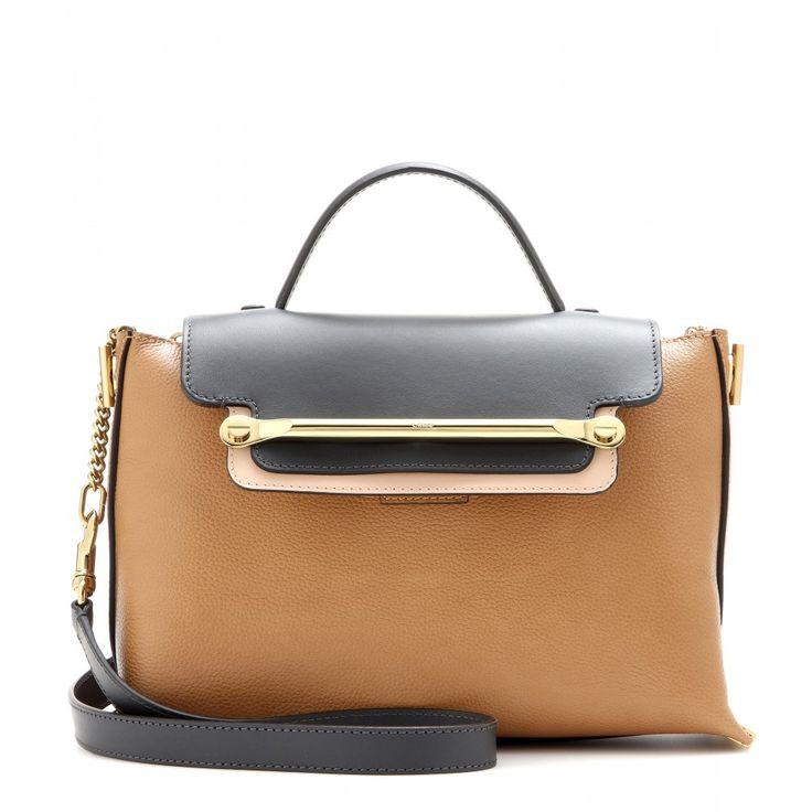 Chlo¨¦ - Clare Medium leather shoulder bag - Adopt Chlo¨¦\u0026#39;s \u0026#39;Clare ...