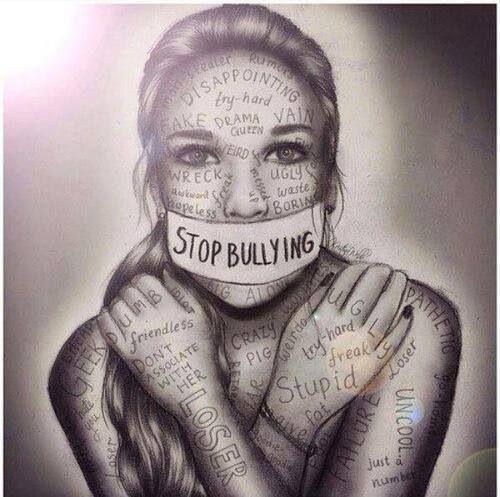 Bullying is wrong.!