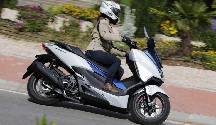 Honda Forza 125. Prueba | Motociclismo.es