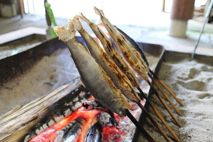 炭火 by toshinoriaizawa #food #yummy #foodie #delicious #photooftheday #amazing #picoftheday