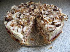 Dit makkelijk te maken bokkenpootjes met vanillepudding taart recept is vanaf NU mijn favoriet!