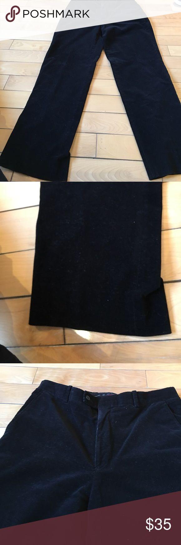 I.n.c men's corduroy pants 32/32 Like new men's light black corduroy pants by I.n.c.  2 side and 2 back pockets. 32 waist and 32 length i.n.c Pants Corduroy