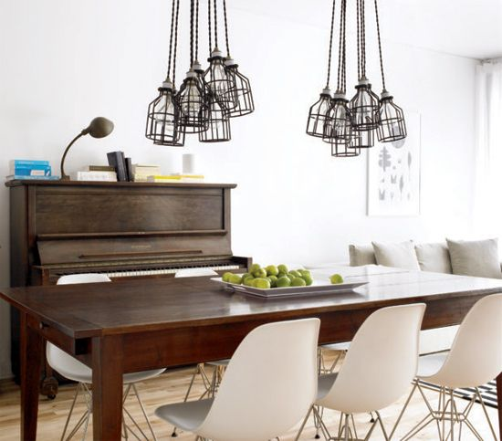 industrial style dining room lighting. industrial lighting style dining room i