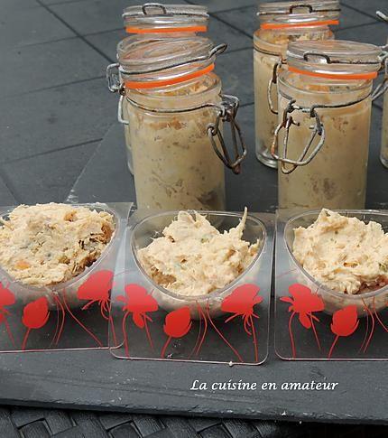 La meilleure recette de Rillettes de poulet au paprika! L'essayer, c'est l'adopter! 5.0/5 (2 votes), 4 Commentaires. Ingrédients: 3 cuisses de poulet rôties 2 1/2 c. à soupe de fromage blanc ici 0% 5 cornichons 5 feuilles de persil 1 c. à café de paprika 1 c. à soupe d'huile d'olive Sel, poivre
